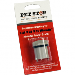 Invisible Fence® Replacement Battery